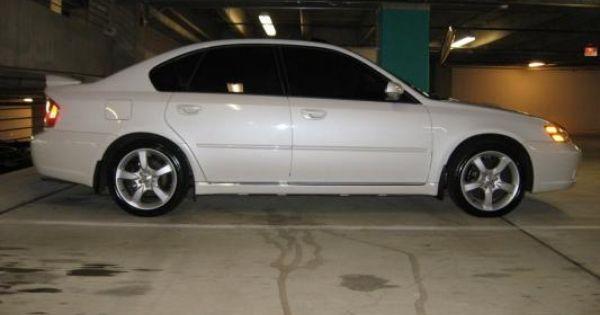 Subaru Legacy Gt Sedan Subaru Pinterest Sedans