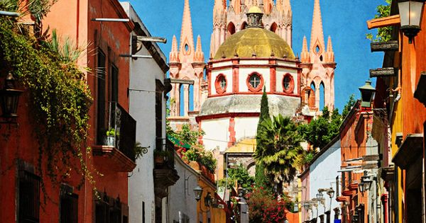 Beautiful place! San Miguel de Allende, Mexico