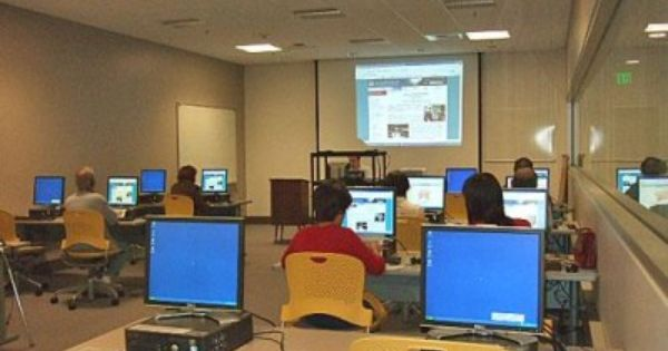 Choosing A Computer Training Center In Houston Is Not A Difficult Task As There Re Many Computer Educational Platforms Computer Education Training Center Train