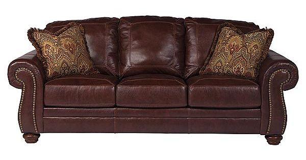 The Hessel Redwood Sofa From Ashley Furniture Homestore