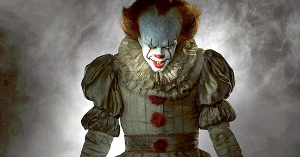 When You See It Scary Clown: New PENNYWISE The Clown Photo Gallery With Costume