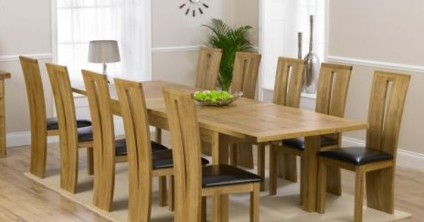 10 12 Seat Dining Table Garden Room Extension