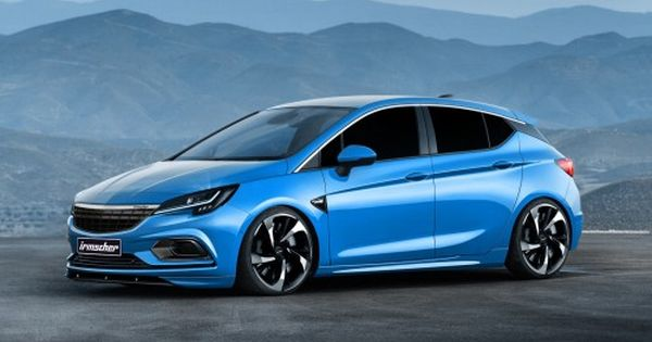 Feed Your Opel Astra Opc Hunger With Irmscher S Styling And Performance Upgrades Car Opel Car Dealership