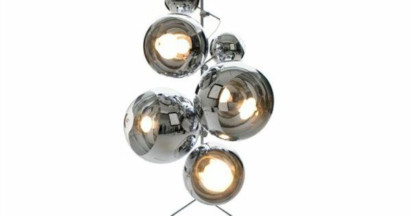 designer lampen erscheinen als einen tollen schmuck im zimmer spiegel b lle tom dixon. Black Bedroom Furniture Sets. Home Design Ideas
