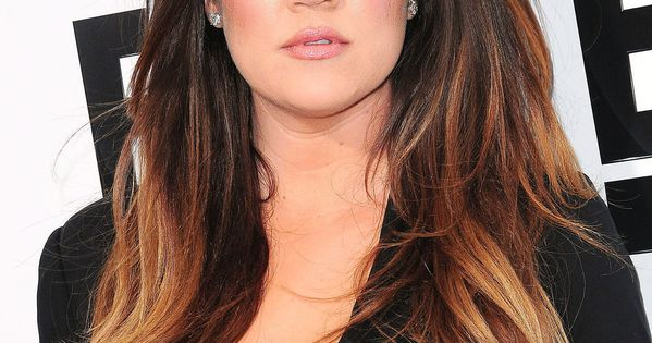 khloe kardashian ombre hair beauty pinterest khloe kardashian haarfarbe und ombr haare. Black Bedroom Furniture Sets. Home Design Ideas