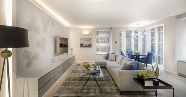 Upper East Side Apartment By David Howell