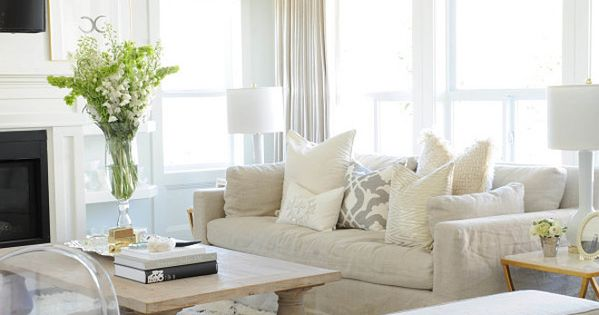 41 Relaxing Neutral Living Room Designs Beige Curtains Living Room White And Room Decor