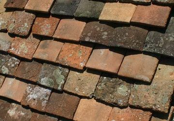 French Roofs Reclaimed French Flat Roof Tiles Roof Tiles Metal Roof Installation Roofing Diy