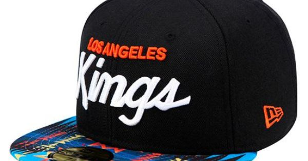 Los Angeles Kings Native 59fifty Fitted Cap By New Era X Nhl Fitted Baseball Caps Baseball Cap Cap
