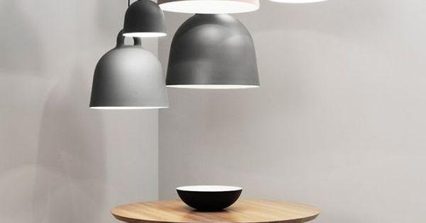 thedesignwalker norman copenhagen bell lights blogbloeme copenhagen norman and lights. Black Bedroom Furniture Sets. Home Design Ideas