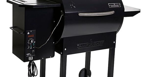 Camp Chef 174 Wood Pellet Grill And Smoker Dlx Bass Pro