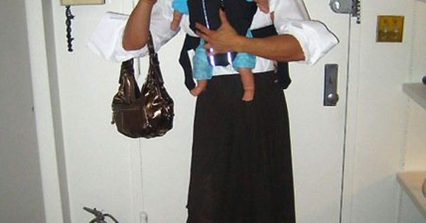 Great and funny halloween costume idea
