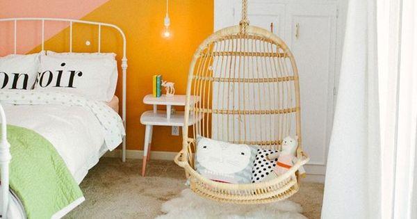 ideias de corredores decorados para te inspirar : 90 Quartos de adolescentes decorados para te inspirar Cadeiras ...