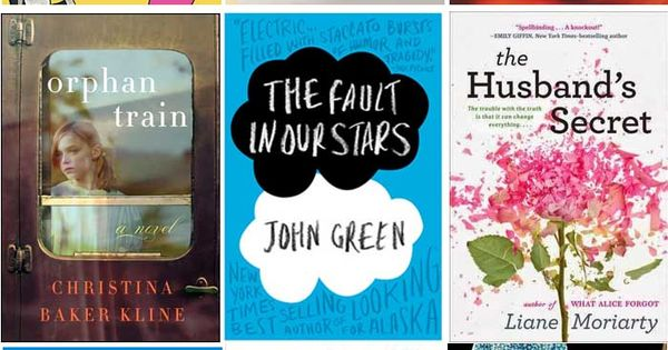 9 books to read in 2014 -Book Club Books? - We've done