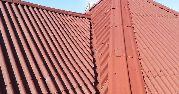Onduline Roof Sheeting Red Timber House Thatched Roof Roofing