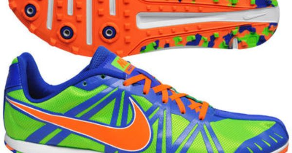 Track Field Spike Running Shoes