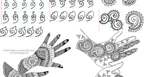 Mehndi Tutorial Pdf : Henna mendi mehndi
