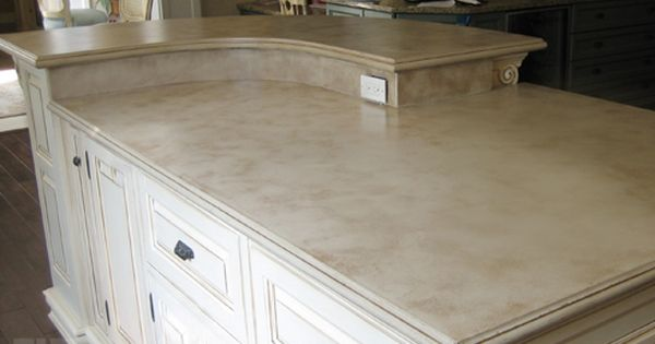 Concrete Countertops Trueform Concrete Custom Work Kitchen