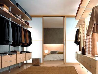 Walk In Closet Modernos Paperblog Diseno De Armario Ideas De Muebles De Dormitorio Walking Closet