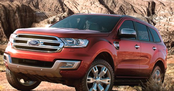 2015 Fordendeavour Likely To Steal Show In Suv Segment By Third