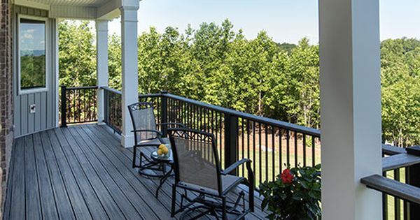 Relax On This Rear Porch With Gorgeous Views The Butler