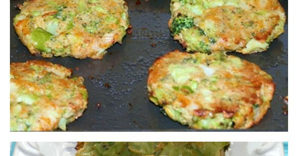 Broccoli Cheese Patties | Recipe | Vegetables, Salts and ...