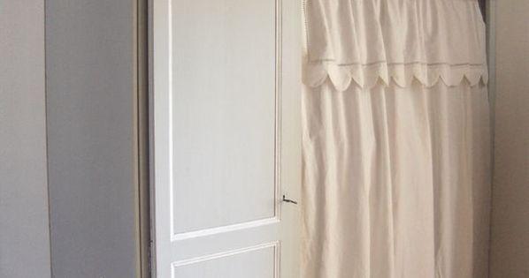 penderie faite maison j 39 adore d co id es maison pinterest. Black Bedroom Furniture Sets. Home Design Ideas