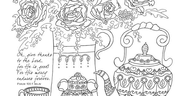 Amazon Tea For Two Coloring Friendship Majestic