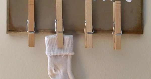 Lost Socks Board. This is such a cute idea!!! I'm making one