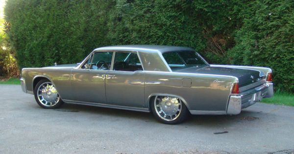 1964 lincoln continental cars pinterest vervoer en oldtimers. Black Bedroom Furniture Sets. Home Design Ideas
