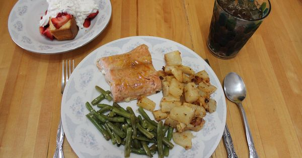 father's day salmon recipes