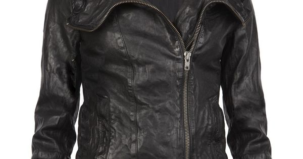 on the hunt for the perfect leather jacket all saints black leather