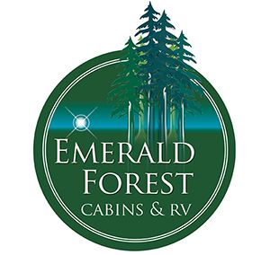 Emerald Forest Cabins Rv Forest Cabin Forest Cabin