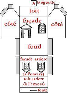 Modele Calendrier De L Avent.Patron Pour Calendrier Avent Calendrier De L Avent
