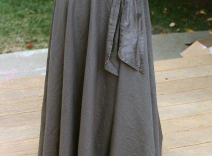 Make a Maxi Skirt from a Bed Sheet | Maxi skirts, Skirts ... - photo #13