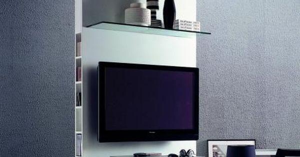 Media Centre Ceiling Fix Rotating TV Unit
