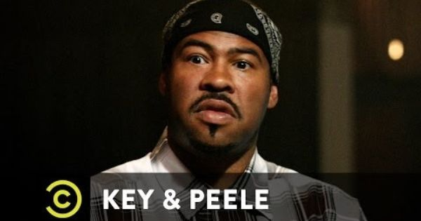 Key Peele Proud Thug Youtube Comedy Central Comedy