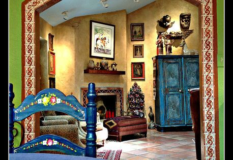MEXICAN STYLE HOME DECOR - MAINLY-MEXICAN Haciendas