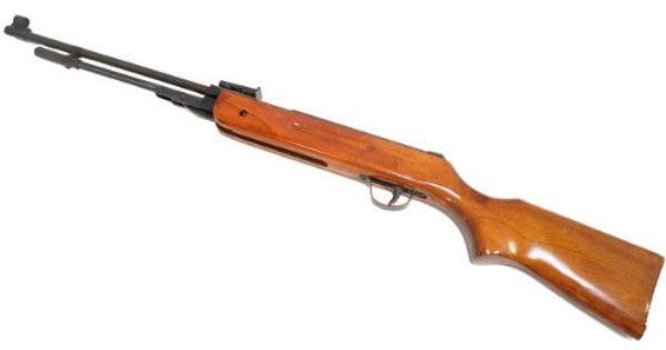 Wooden Pellet Rifles ~ New air pellet rifle gun b mm caliber real wood by