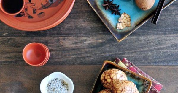 Just cake the Cupcake: Gostujući post - Kineska jaja u čaju ...