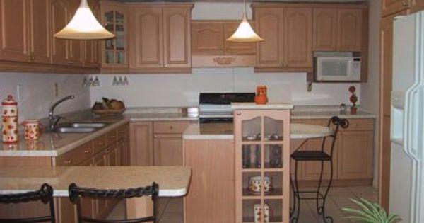 De muebles de cocina a medida y estandar melamina y madera en ...