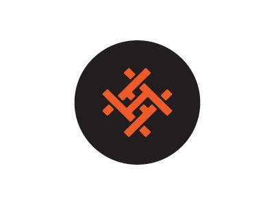 Double H Monogram H Monogram Monogram Logo Cosmetic Logo