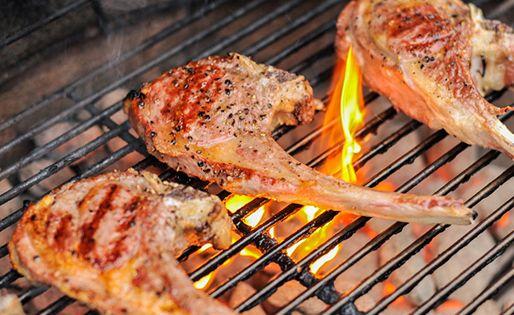 Lamb, Lamb ribs and Lamb chops on Pinterest
