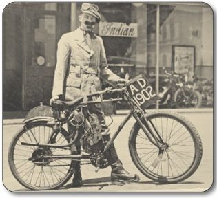 Indian America S First Motorcycle The Early Years Of Cool Innovation Indian Motorcycle Motorcycle Old Motorcycles