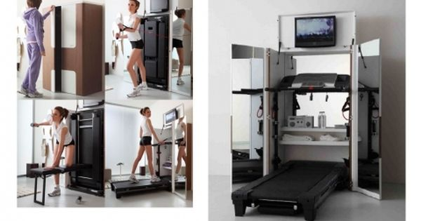 How To Make Space At Home For A Fitness Area Picture Home Home Decor Wood Room