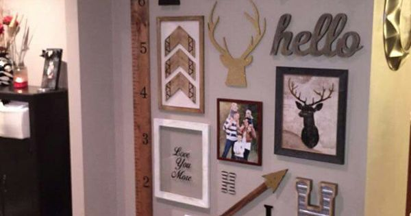 Adorable Wall Some Decor Came From Hobby Lobby Home Is Where The Heart Is Pinterest