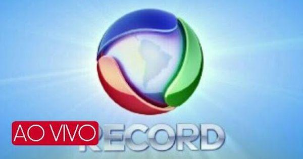 Assistir Tv Record News Ao Vivo Em Hd Youtube Com Imagens
