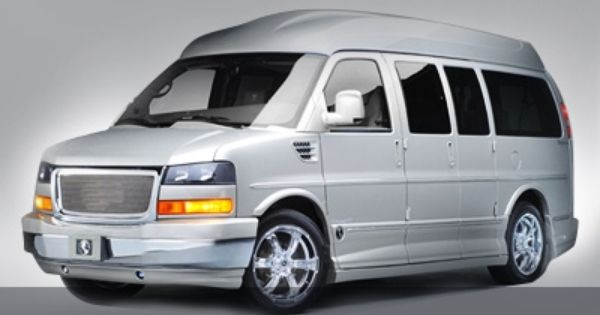 Vehicles And Transportation Services Chevy Express Luxury Van Vans