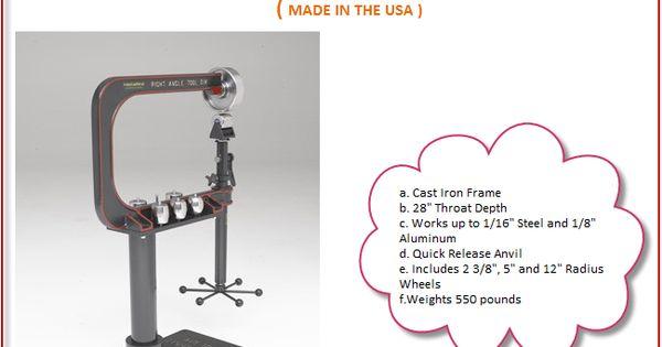 Heavy Duty 24 Cast Iron English Wheel English Wheel Metal Fabrication Tools Cast Iron
