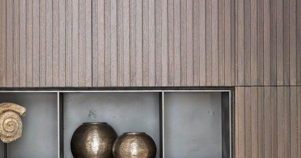 Fluted Wood Panels